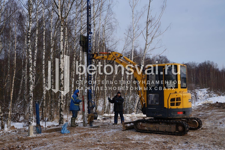 Отделка фундамента дома цена в Подольске
