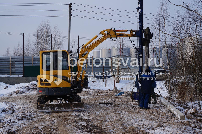 Расчет подушки ленточного фундамента в Красногорске